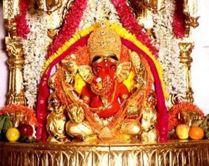 Mumbai's Shri Siddhivinayak Temple