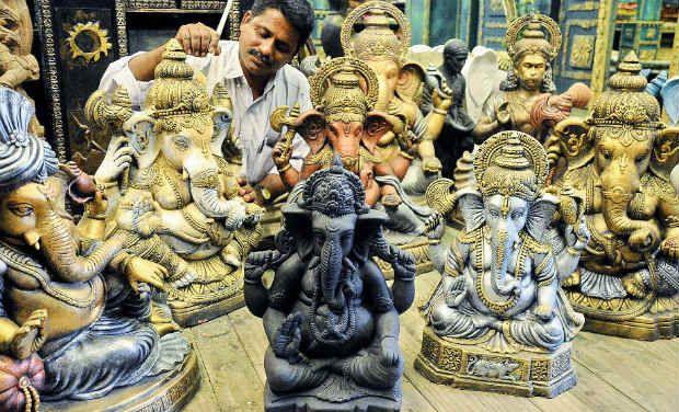 Ganesh Festival in Tamilnadu   My Lord Ganesha